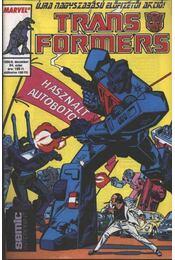 Transformers 1996/6. 34. szám - Régikönyvek