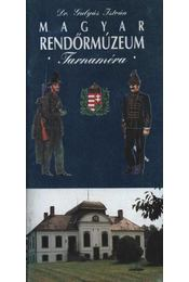 Magyar rendőrmúzeum Tarnaméra - Régikönyvek