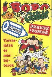 Bobo és Góliát 1994/1 január-február 10. szám - Régikönyvek