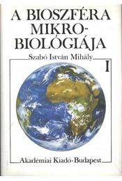 A bioszféra mikrobiológiája I-III. kötet - Régikönyvek