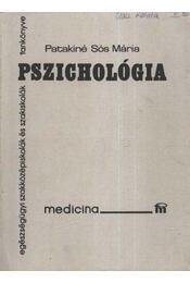 Pszichológia - Régikönyvek