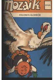 Különös álomkór (Mozaik 1976/8) - Régikönyvek