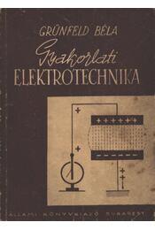Gyakorlati elektrotechnika - Régikönyvek