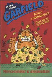 Garfield 1991/9. 21. szám - Régikönyvek