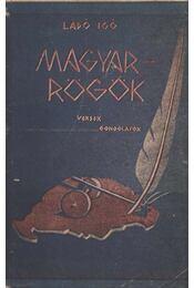 Magyar rögök (dedikált) - Régikönyvek