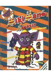 Miki Manó magazin 1995. 1. szám - Régikönyvek