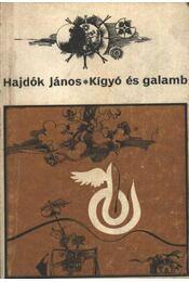 Kígyó és galamb - Régikönyvek