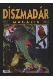 Díszmadár magazin 2003. év (teljes) - Régikönyvek