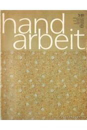 Handarbeit 1981/3. - Régikönyvek
