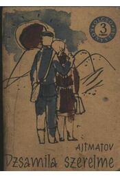 Dzsamila szerelme - Régikönyvek