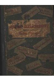 Mindenki szakácskönyve - Régikönyvek