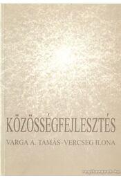 Közösségfejlesztés - Régikönyvek