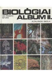 Biológiai album II. - Régikönyvek