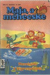 Maja, a méhecske 1991/12. szám - Régikönyvek