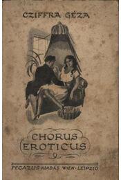 Chorus eroticus - Régikönyvek