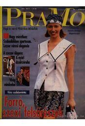 PraMo 93. június - Régikönyvek