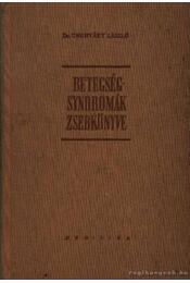 Betegségsyndromák zsebkönyve - Régikönyvek