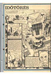 Időtörés 1986. (16-32. szám 17. rész) - Régikönyvek