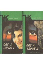 Örs a lápon I-II. kötet - Régikönyvek