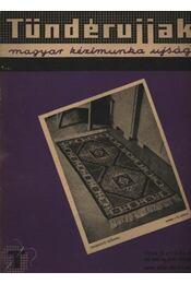 Tündérujjak 1936. október XII. évf. 10. (138.) szám - Régikönyvek