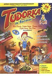 Tudorka és Barátai I. évfolyam 1. szám - Régikönyvek