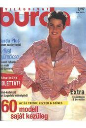 Burda 1997/2. február - Régikönyvek