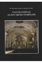 Nagykanizsai alsóvárosi templom - Régikönyvek