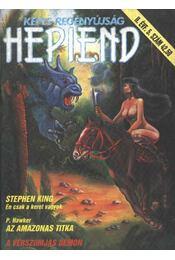 Hepiend II. évf. 5. szám - Régikönyvek
