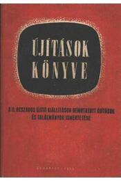 Újítások könyve - Régikönyvek