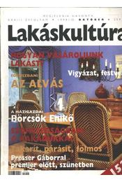 Lakáskultúra 1998/10. október - Régikönyvek