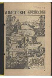 A nagy csel (1970-es füles évkönyvből) - Régikönyvek