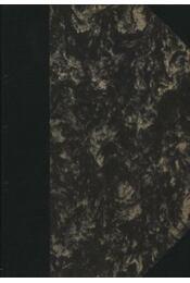 Állattani közlemények 26. kötet 1929 - Régikönyvek