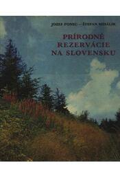 Prírodné Rezervácie Na Slovensku - Régikönyvek