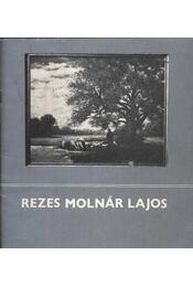 Rezes Molnár Lajos (dedikált) - Régikönyvek