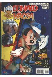 Donald Kacsa 2001/07 - Régikönyvek