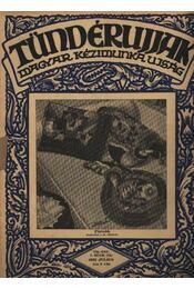 Tündérujjak 1931. július VII. évf. 7. szám - Régikönyvek