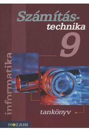 Számítástechnika 9 - Régikönyvek