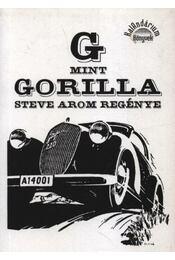 G mint gorilla (dedikált) - Régikönyvek