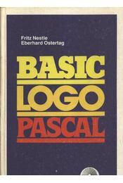 Basic, Logo, Pascal - Régikönyvek