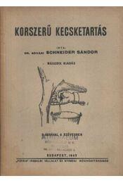 Korszerű kecsketartás - Régikönyvek