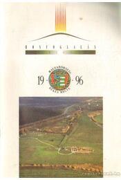 Honfoglalás 1100 1996. - Régikönyvek