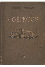 A gépkocsi - Régikönyvek