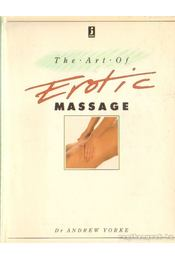 The art of erotic massage - Régikönyvek
