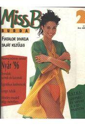 Miss B Burda 2 - Régikönyvek
