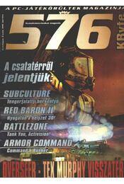 576 KByte 1998/4. sz. - Régikönyvek