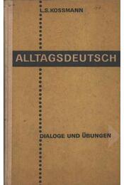 Alltagsdeutsch - Régikönyvek
