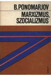 Marxizmus, szocializmus - Régikönyvek