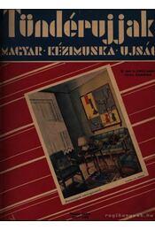Tündérujjak 1934 - Régikönyvek