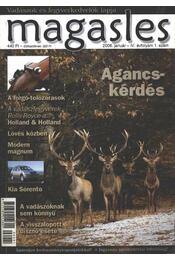 Magasles 2006. január IV. évfolyam 1. szám - Régikönyvek