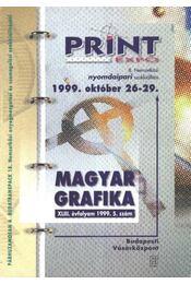 Magyar Grafika 1999. október 26-29 - Régikönyvek